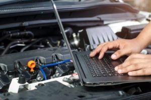 Компьютерная диагностика автомобиля 1